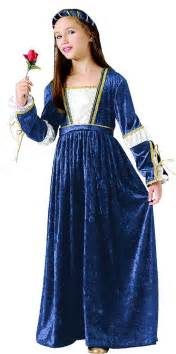 Girls juliet renaissance costume costume craze