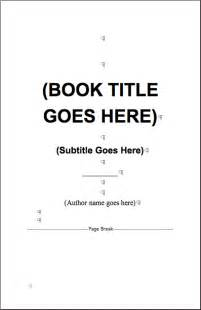 Book Template For Word by Books Printed Quickly For Self Publlishers At 48hrbooks