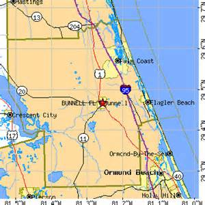 bunnell florida map bunnell florida fl population data races housing