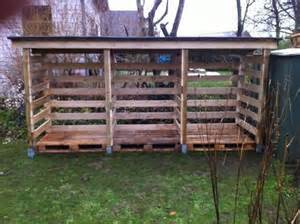 diy pallet wood shed outdoor shed plans free