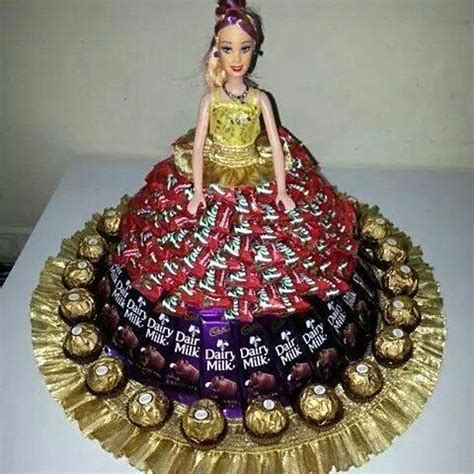 Image result for engagement sweet trays dolls   Chocolate