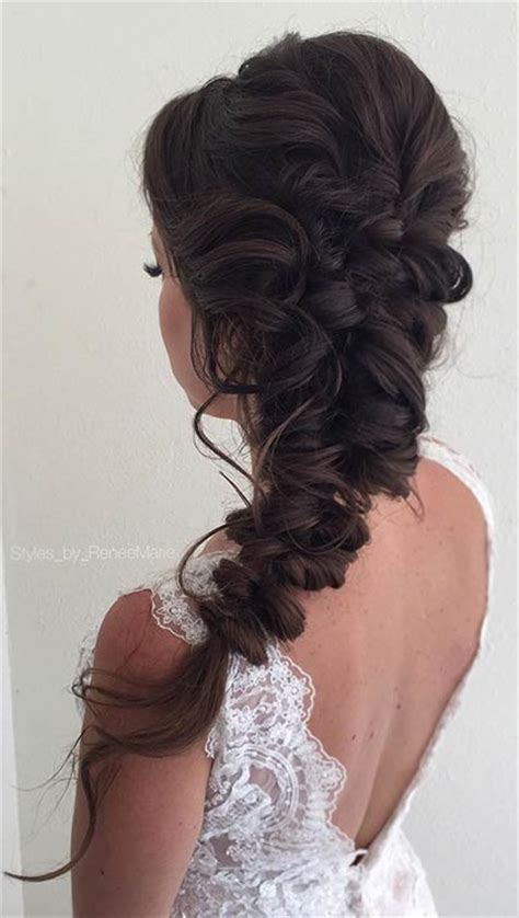prom hairstyles bohemian 27 gorgeous prom hairstyles for long hair page 2 of 3