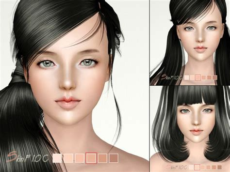 sims 3 cc skin color s club ts3 skin nondefault f1 abc