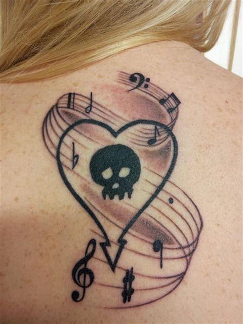 alkaline trio tattoo alkaline trio my skull