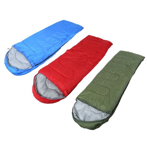 breathable envelope sleeping bag for