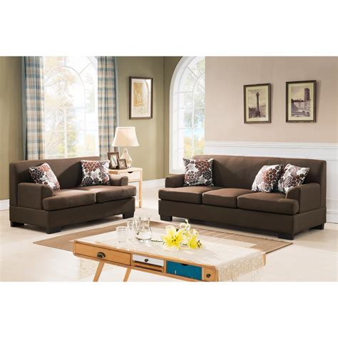 two piece sofa set container modern fabric 2 piece sofa and loveseat set
