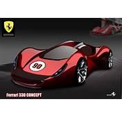 Ferrari 330 Concept The Forge