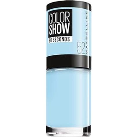 Maybelline Nail maybelline color show nail its a boy 52 7ml