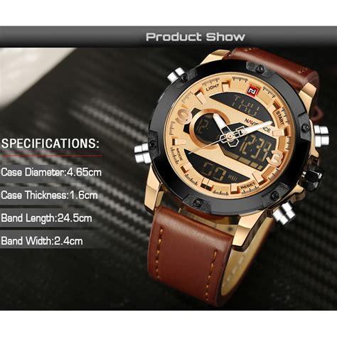 Digitec 5 Pilihan Warna Jam Tangan Sport Pria Digitec Dg Time navi jam tangan analog digital pria 9097 golden jakartanotebook