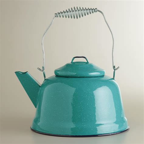 see selections of stovetop tea kettles from chantal