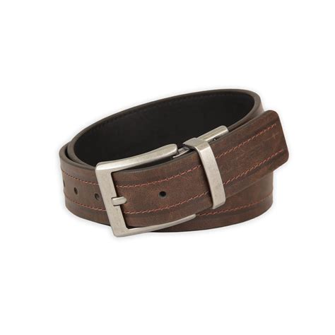 realtree s reversible faux leather belt clothing