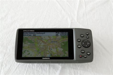 Garmin 5 Motorrad Navigator by Garmin Gpsmap 276cx Testbericht Motorrad Navigation