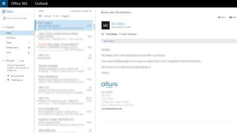 Office 365 Outlook New Features Microsoft Updates Outlook On Office 365 With New Look And