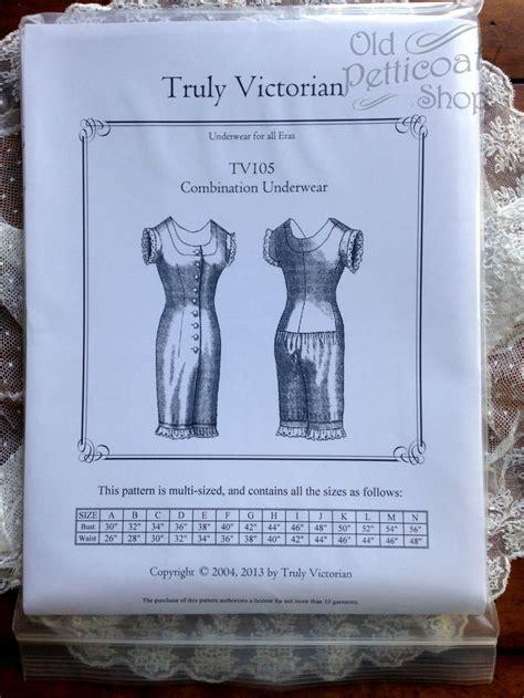 theory x pattern b combination truly victorian tv105 combination underwear pattern