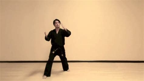 pattern chon ji youtube do san step by step tae kwon do youtube