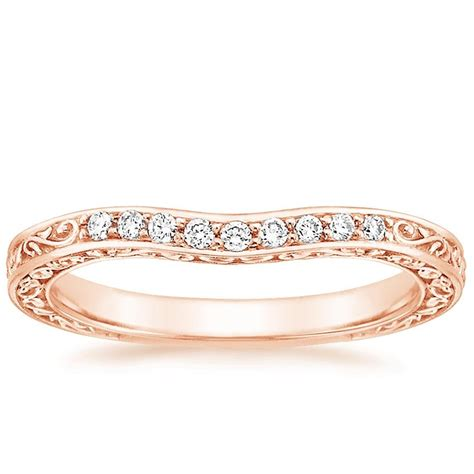 antique wedding rings denver antique scroll three stone trellis contoured diamond ring