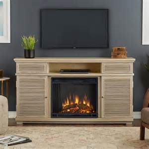 White Electric Fireplace Home Decorators Collection Bellevue Park 59 In Media