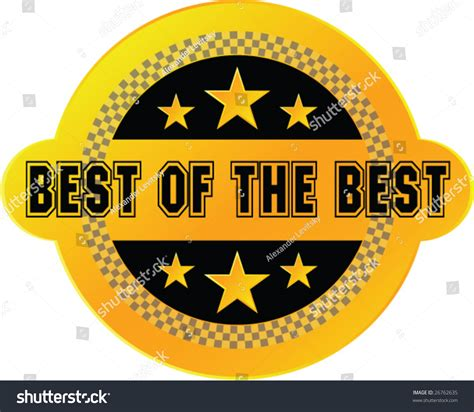 The Best Of Business vector best best badge your business stock vector 26762635