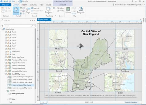 arcgis layout guides new release of arcgis pro