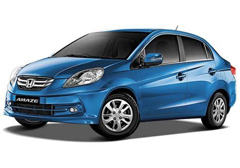 honda car amaze honda amaze price in india review pics specs mileage