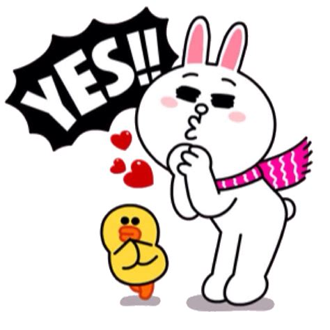 brown and cony are back and this time they re cuddling up cony exclaiming yes osito y conejita 3 pinterest