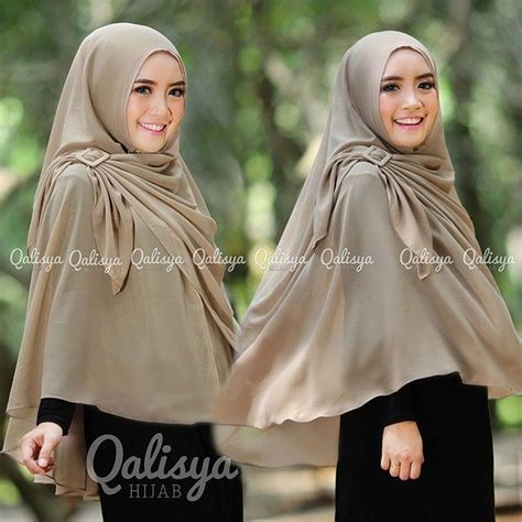 Kerudunghijabjilbab Khimar Syari Pet Chiffon 817 best images about hijaab on wedding