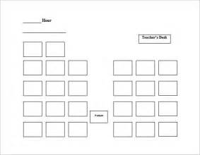 classroom seating chart template seating chart template free premium templates