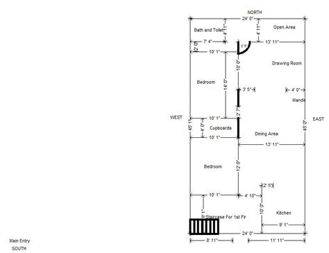 Vastu House Plan For South Facing Plot Vastu House Plans South Facing Plots House Plans