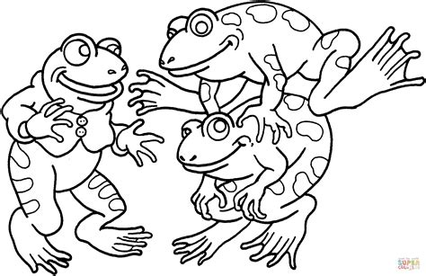 images to color coloring pictures of frogs for 723
