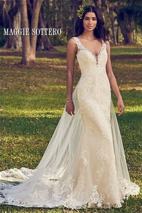 White Bernadine Top bernadine wedding dress from maggie sottero hitched co uk