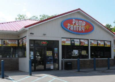 new milford | pump n pantry convenience store & fuel