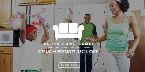 couch potato quiz family football fun guide imom