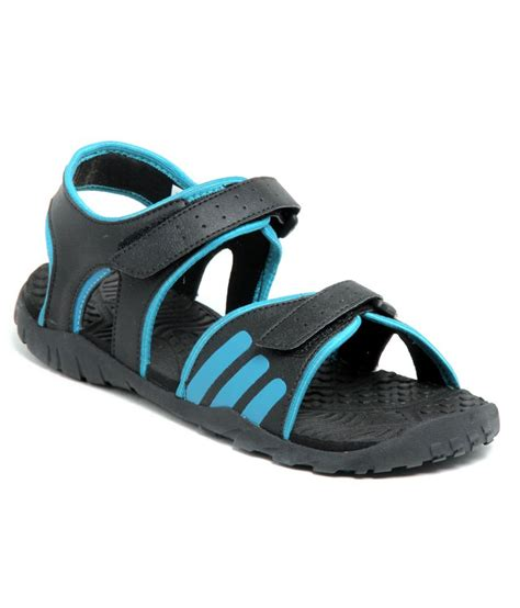 adidas comfort sandals adidas comfortable black blue floater sandals price in