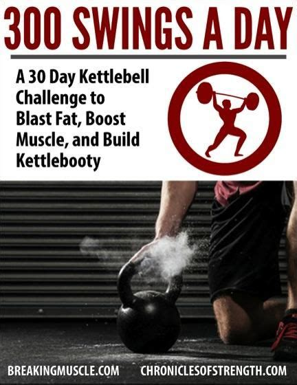 100 kettlebell swings a day 100 best 30 day challenge images on pinterest challenge