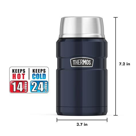 Porta Drink Jar 8 Ltr Termos thermos stainless king 24 ounce food jar stainless steel