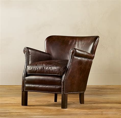 professor s leather reading chair traditional 17 best images about guest bedroom on pinterest