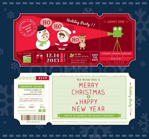 Free Card Templates For Passing Gas by Vector Ticket Card Design Template Stock