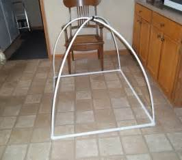 Pvc Pipe Bed Frame The Pvc Pipe Frame For The Tent Pvc Items
