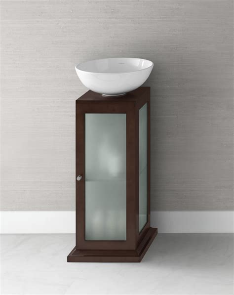 pretty pedestal sink storage cabinet on quadro pedestal sink modern bathroom vanity by fresca