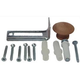 shop acme bifold replacement hardware kit at lowes