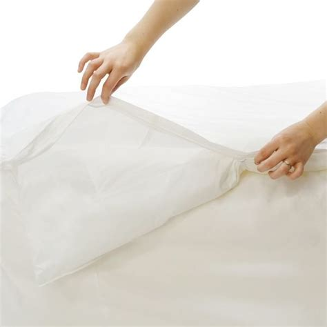 cuscini antiacaro federa cuscino anti acaro copri cuscino antiacaro
