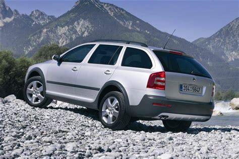 used skoda octavia scout skoda octavia scout 2007 2009 used car review car