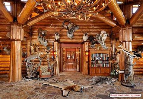 How To Decorate A Log Cabin Home | unique christmas decorating ideasdesign ideas home