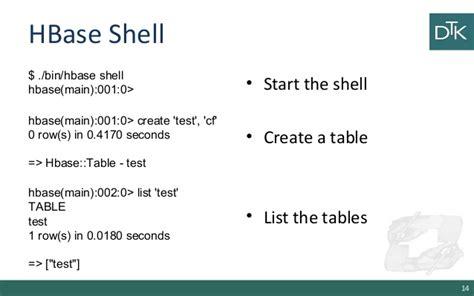 8a how to setup hbase with docker
