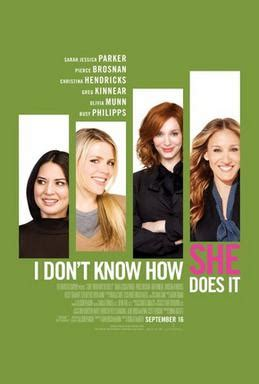 quotes film fiksi grace receiver review film i don t know how she does it