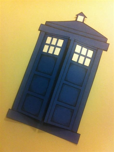 tardis card template 39 best tardis images on boxes craft and diy