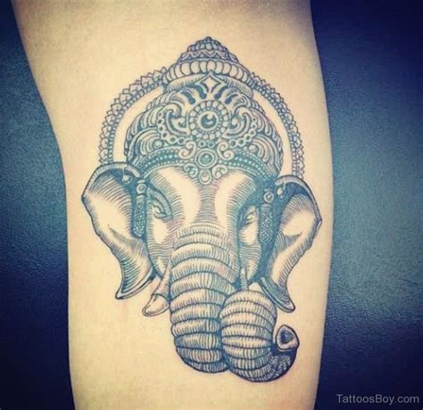 cool religious tattoos ganesha tattoos designs pictures page 9