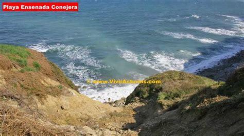 playa conejera playas asturias playa ensenada conejera youtube