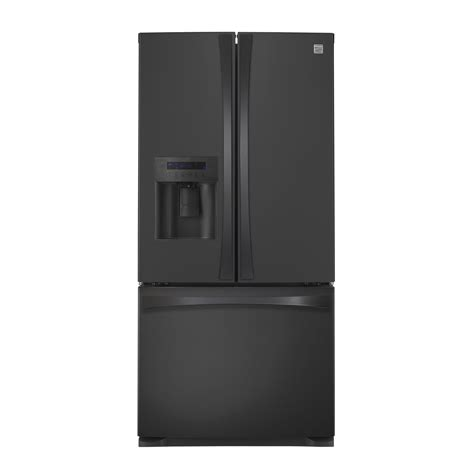 Kenmore Elite Door Refrigerator by Kenmore Elite 25 Door Refrigerator Style And Space
