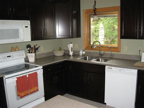 l shaped kitchen for the home